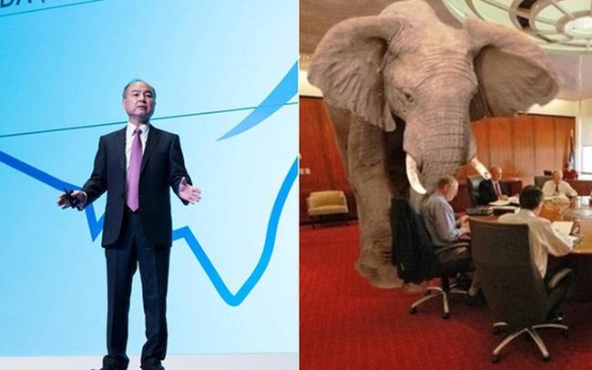 Masayoshi Son vừa có một bài thuyết trình điên rồ: Mang một 'con voi' vào phòng họp, 'hoang tưởng' rằng kỳ lân gãy sừng WeWork sẽ có lãi và tăng trưởng chóng mặt!