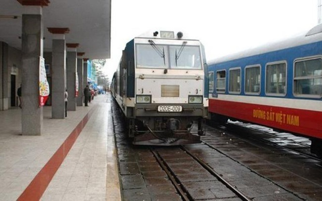 Chủ tịch Tổng công ty đường sắt bị cảnh cáo