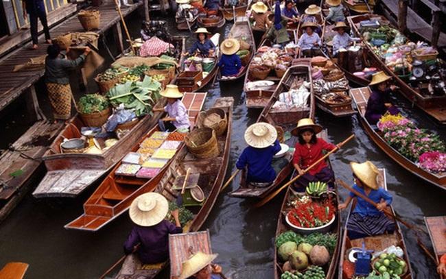 Thái Lan tự giảm dự báo tăng trưởng vì đồng Baht mạnh