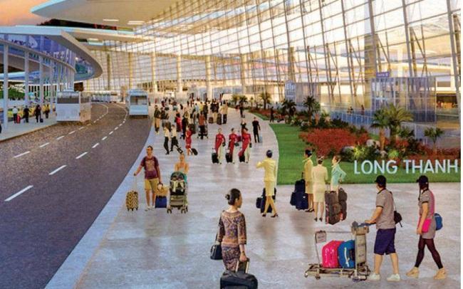 Giao tư nhân đầu tư sân bay Long Thành tiềm ẩn rủi ro lớn