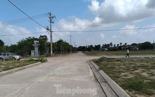 Khu dân cư hơn 33ha xây dựng không phép ở Khánh Hòa