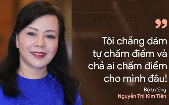 """ĐBQH Đà Nẵng: """"Bộ trưởng Nguyễn Thị Kim Tiến của chúng tôi rất quyết liệt, đã nói là làm"""""""