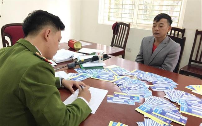 Ai cầm đầu 'đường dây' làm giả gần 1.000 vé trận cầu Việt Nam - Thái Lan