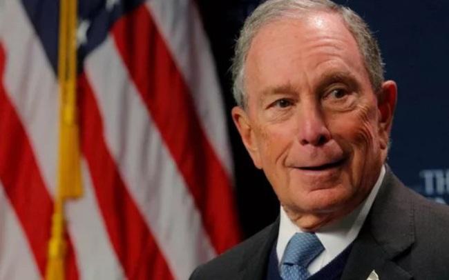 Tỷ phú Bloomberg tranh cử Tổng thống Mỹ: Lợi thế lớn nhất là tiền