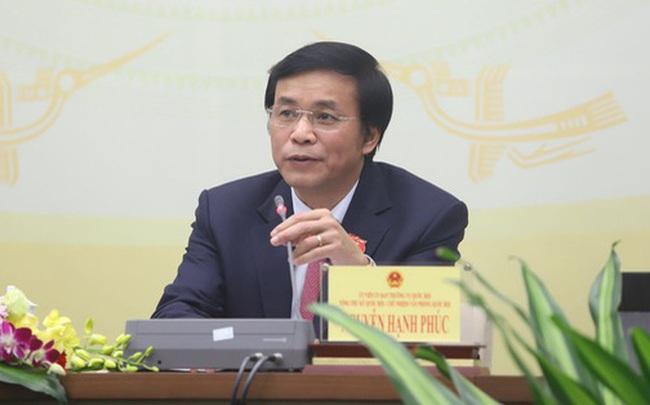 Chính phủ chưa trình Quốc hội nhân sự thay cựu Bộ trưởng Nguyễn Thị Kim Tiến