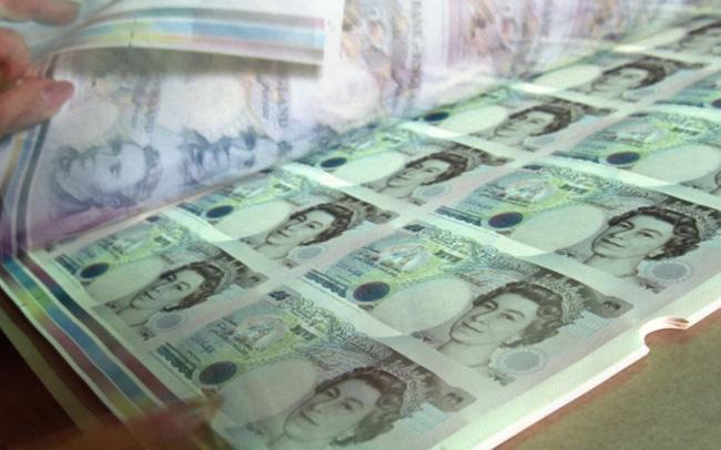 Nhà máy in tiền lớn nhất thế giới đang hết… tiền