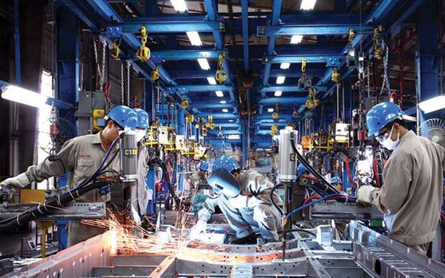 Sản xuất công nghiệp 11 tháng tăng 9,3%