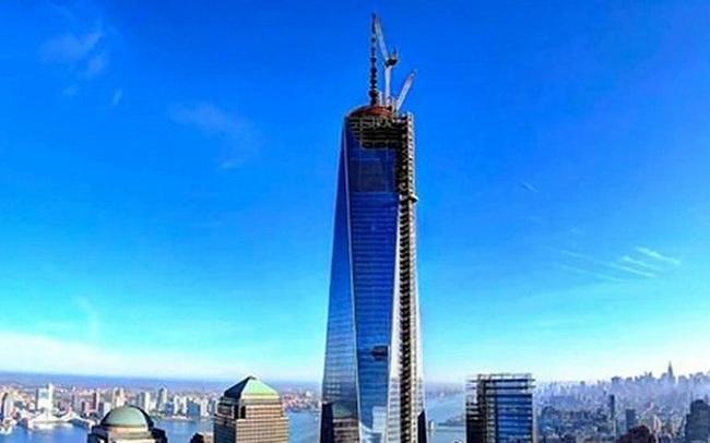 10 tòa nhà đắt nhất từng được xây dựng ở Mỹ