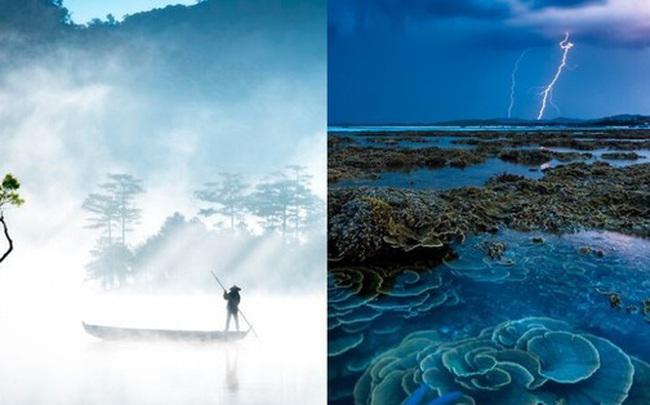 4 đại diện Việt Nam vào chung kết cuộc thi ảnh quốc tế với tác phẩm huyền ảo khó tin: Không ngờ vẫn còn những nơi hoang sơ đến thế!