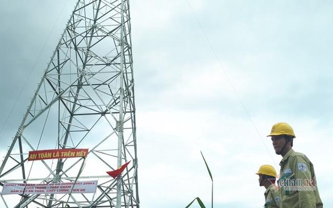 Làm đường dây điện 500kV 'tặng' nhà nước, cái giá của 0 đồng
