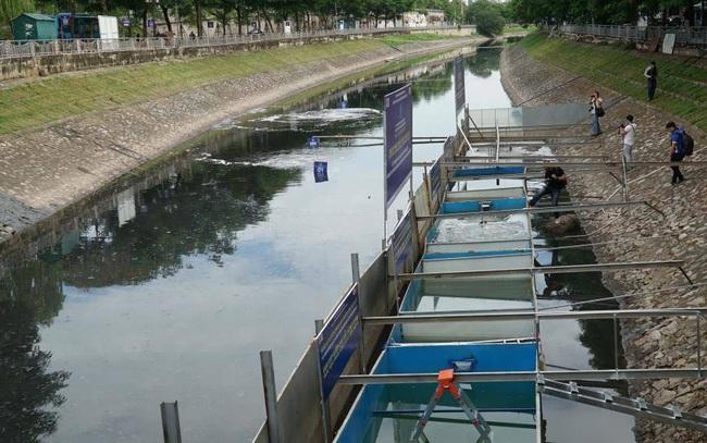 Tổ chức Nhật sẵn sàng đầu tư 100% chi phí làm sạch sông Tô Lịch, Hồ Tây