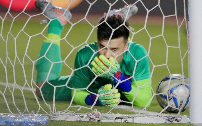 HLV thủ môn tuyển Việt Nam lý giải vì sao Tiến Dũng phải ngồi dự bị, dự đoán tương lai nhóm thủ môn U22 Việt Nam