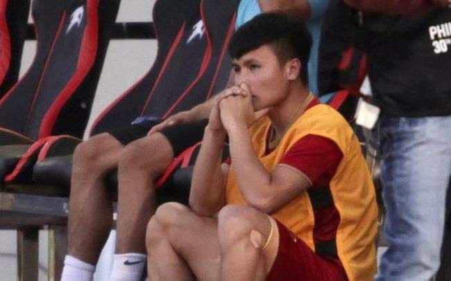 """HLV Park Hang-seo báo tin buồn: """"Quang Hải không đá được bán kết SEA Games 30"""""""