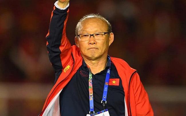 """HLV Park Hang-seo: """"U22 Việt Nam đã chiến thắng nhưng tôi xin lỗi tất cả vì chiếc thẻ đỏ"""""""