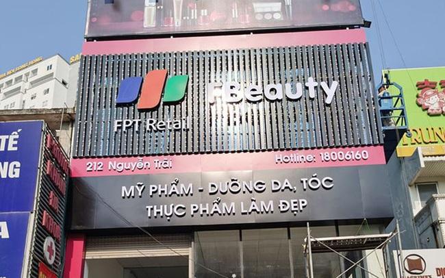 """FPT Shop bất ngờ mở F.Beauty chuyên kinh doanh mỹ phẩm nhập ngoại chính hãng, tranh thủ thị trường mỹ phẩm còn đang """"tranh sáng tranh tối"""""""