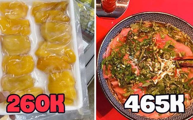 Review đồ ăn Việt ở nước ngoài: Hoa quả vừa đắt lại vừa hiếm, các món bún phở giá cao ngất ngưởng mà chất lượng thì hên xui