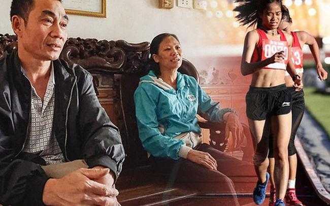 Chuyện một nữ VĐV điền kinh chạy Grab phụ giúp gia đình, giấu bố mẹ sang Philippines tham dự SEA Games rồi giành luôn huy chương vàng