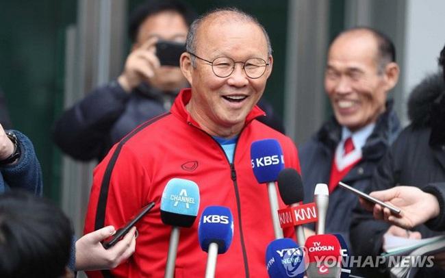 """HLV Park Hang Seo: """"Sẽ kết thúc sự nghiệp bóng đá ở Việt Nam"""""""
