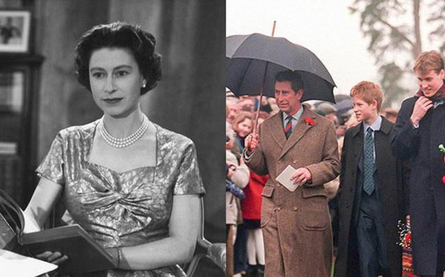Loạt ảnh hiếm về những khoảnh khắc đón Giáng sinh vui vẻ trong quá khứ của Hoàng gia Anh suốt nhiều thập kỷ khiến dân mạng bồi hồi