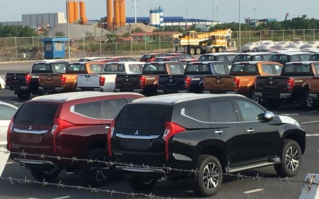 Cận tết, ôtô nhập khẩu bất ngờ giảm mạnh
