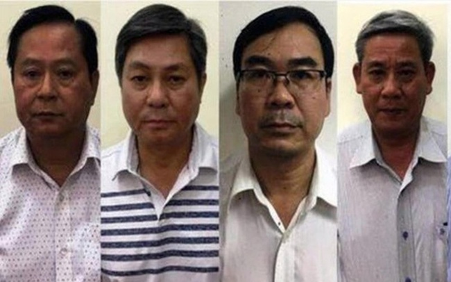 Nguyên Phó Chủ tịch TPHCM Nguyễn Hữu Tín hầu tòa