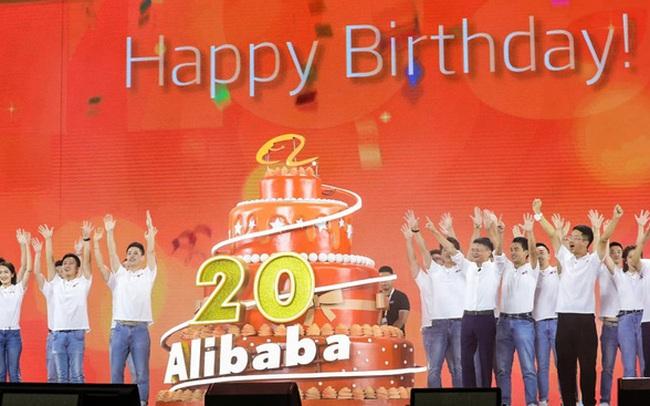Kết thúc năm 2019 đầy ngọt ngào của Alibaba: Lần đầu tiên trở thành công ty vốn hóa lớn nhất châu Á, giá trị thị trường vượt ngưỡng 570 tỷ USD