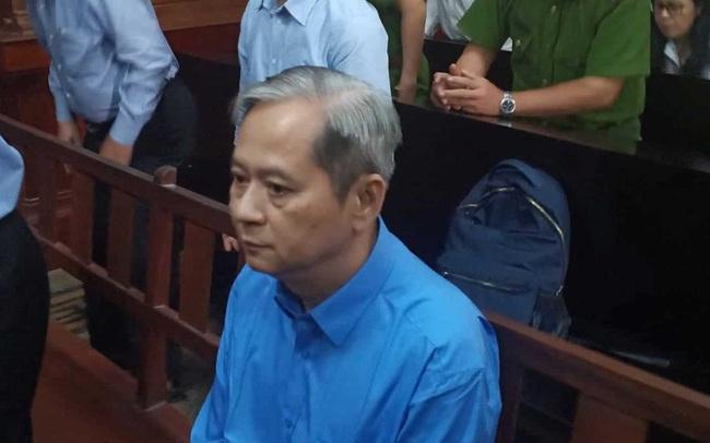 Cựu Phó Chủ tịch Nguyễn Hữu Tín nói bị kẻ khác trục lợi