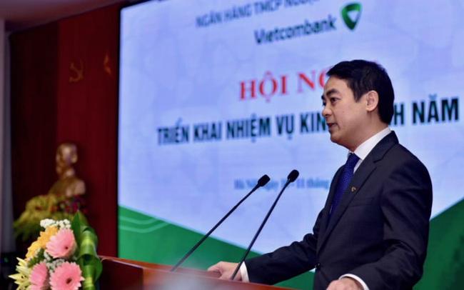 Sau lợi nhuận 1 tỷ USD năm 2019, Vietcombank xin room tăng trưởng tín dụng cao hơn cho năm 2020