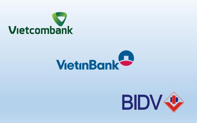 Vietcombank, VietinBank, BIDV đặt mục tiêu năm 2020 như thế nào?