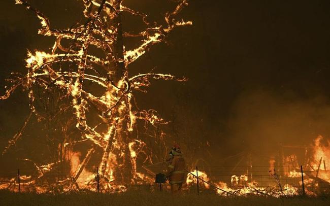 """Những cơn mưa """"vàng"""" giúp kiểm soát """"hỏa ngục"""" cháy rừng ở Australia"""