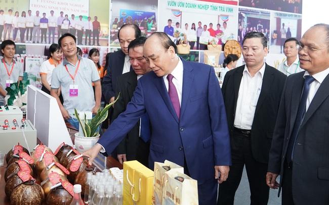 Thủ tướng dự Hội nghị xúc tiến đầu tư Trà Vinh 2020