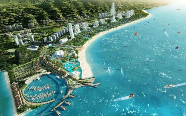 Quảng Ninh tháo gỡ khó khăn giải phóng mặt bằng cho siêu dự án 5.000 tỷ đồng ở Vân Đồn