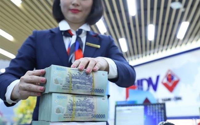 Giao dịch trên liên ngân hàng tăng mạnh sau Tết