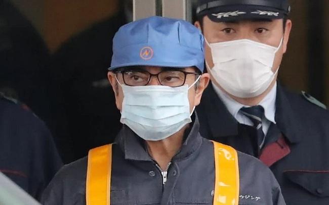 Người Nhật nổi giận vì vụ chạy trốn bất ngờ của cựu chủ tịch Nissan