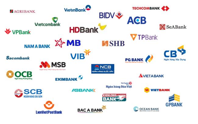 Các ngân hàng thắng lớn trong năm 2019