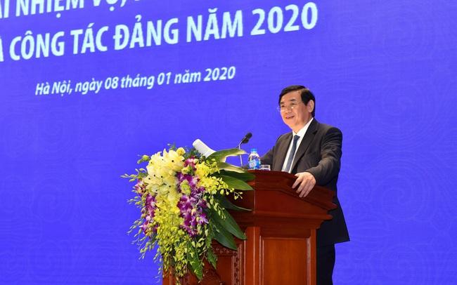 BIDV đặt mục tiêu lợi nhuận 12.600 tỷ đồng trong năm 2020