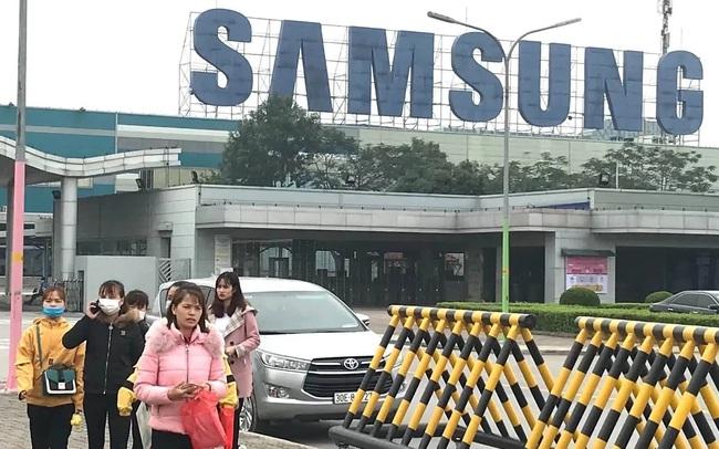 Báo Nhật viết gì về việc gián đoạn chuỗi cung ứng smartphone và hành động của Samsung tại Việt Nam?