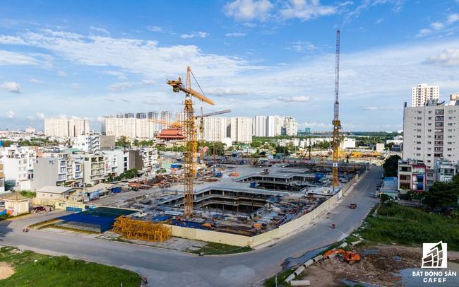 Bộ Xây dựng nói gì về dự án hơn 13.000 căn hộ bị tạm dừng thi công tại Quận 2?