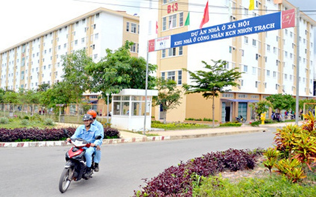 Nhơn Trạch (Đồng Nai) có thêm gần 2.000 căn hộ cho công nhân khu công nghiệp
