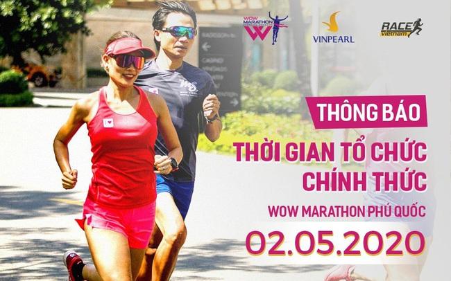Chưa đầy 5 triệu đồng combo đủ vé máy bay, khách sạn Vinpearl tại giải chạy WOW Marathon dịp 30/4 tại Phú Quốc
