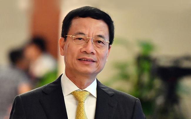 Bộ trưởng Nguyễn Mạnh Hùng ra chỉ thị các doanh nghiệp công nghệ vào cuộc chống virus Corona với ứng dụng công nghệ số