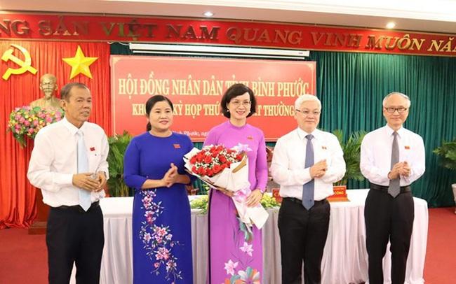 Thủ tướng phê chuẩn Phó Chủ tịch UBND tỉnh Bình Phước