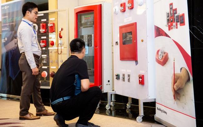 IBS: Tự hào ứng dụng giải pháp PCCC tân tiến tại Việt Nam