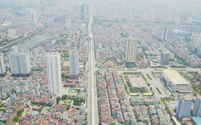 Căn hộ phía Tây Thủ đô tiếp tục hút khách thời điểm cuối năm