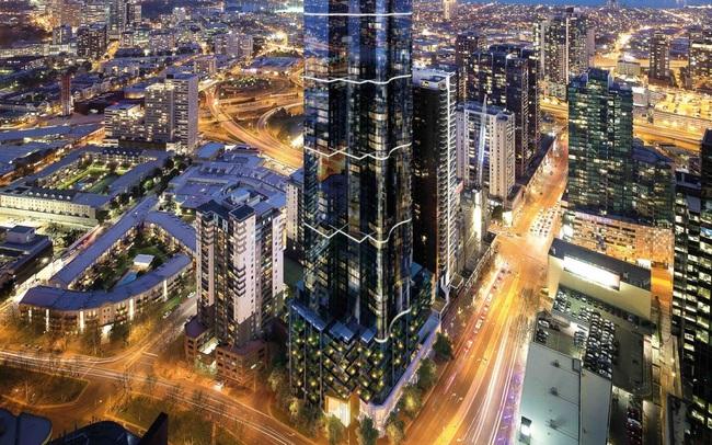 Chiêm ngưỡng căn hộ thực tế Australia 108 – Tòa căn hộ cao nhất Nam Bán Cầu
