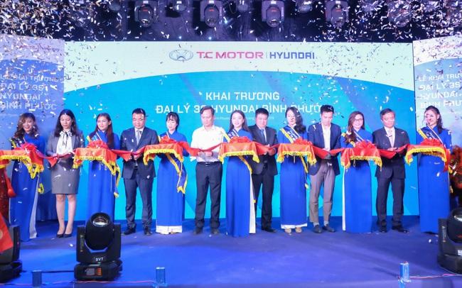 Hyundai Bình Phước 3S - Đại lý Hyundai 3S đầu tiên tại Bình Phước