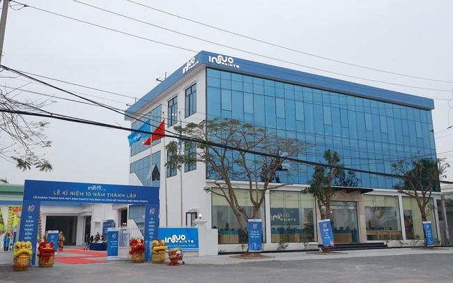 Khám phá mô hình văn phòng - nhà máy tiêu chuẩn quốc tế của tập đoàn Sơn Inno Paints