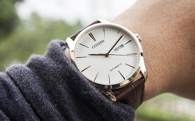 Đồng hồ Citizen của nước nào? Review chi tiết về chất lượng