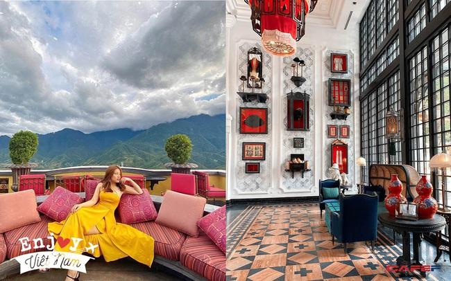 """4 khách sạn 5 sao ở Sapa có view """"đẹp nghẹt thở"""": Tận hưởng dịch vụ đẳng cấp thế giới giữa không gian núi rừng Tây Bắc"""