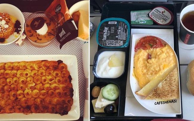 Nhìn phát thèm với suất ăn của các hãng bay trên thế giới, có hãng còn phục vụ cả tôm hùm hoành tráng như nhà hàng 5 sao
